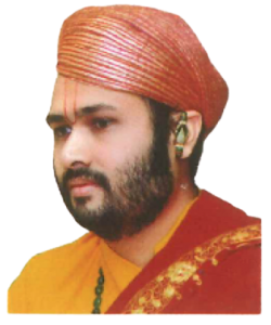 PradhanPith Yuvraj Goswami 108 VishalKumarji MahodayShri